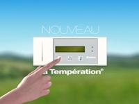 ALDES : système de Températion® domestique T.Zen 4000 un air tempéré en toutes saisons