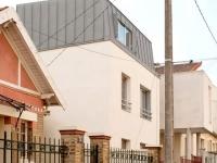Une extension pour tripler la surface d'une maison