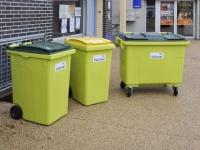 Des poubelles fabriquées à partir de... canne à sucre !