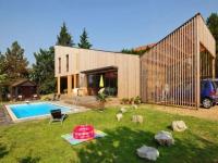 Lauriers de la Construction Bois 2011 : neuf projets bois à découvrir