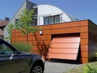 Hörmann réussit l'intégration des portes de garages au point de les faire disparaître