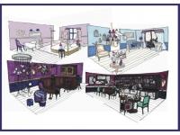 Un appartement éphémère signé Stella Cadente en préparation