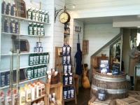 Une boutique à l'ancienne pour la marque Briochin