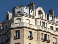 Hausse des prix de l'ancien sur un an, le m2 atteint 8.150 euros à Paris
