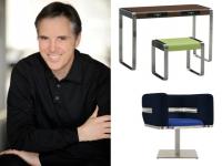 Le créateur Olivier Lapidus se lance dans le design