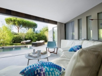 A Saint-Tropez, Christophe Pillet imagine un hôtel ouvert sur la nature