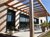 Une maison bois passive accessible à tous