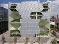 Le bâtiment de l'année 2011 est...