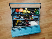 Les indispensables d'une boîte à outils