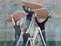 Les 5.5 designers font bouger les plafonds