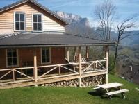 Une maison bois qui fait l'éloge de la sobriété