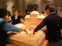 Les enfants dans la peau des architectes à la Cité de l'architecture et du patrimoine