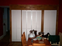 Installer des portes de placards coulissantes