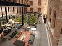 Un conservatoire de musique transformé en hôtel