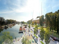 Reims projette son nouveau choix d'urbanisme à l'horizon 2020