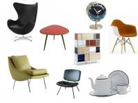 Renouveau du design des années 50 : trouver des icônes vintage