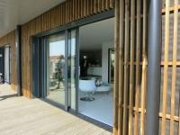Une maison individuelle à énergie positive
