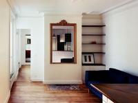 Un appartement optimisé s'inspire du métro parisien