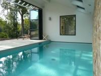 Une piscine modèle exemplaire d'intégration