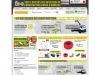 Mesmateriaux.com, un site de vente en ligne de matériaux de construction