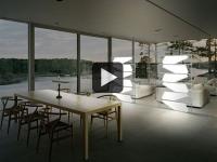 Le verre : matériau hybride, inspiration d'architectes (vidéo 1/2)