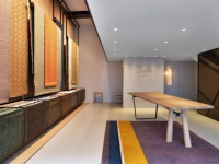Cogolin, un showroom dédié à l'art des tapis tissés