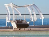 Du mobilier outdoor dérivé des pales d'éolienne