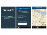 Une application iPhone en cas d'urgence porte et serrure
