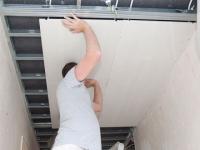 Murs et plafonds chauffants : suivi de chantier chez un particulier
