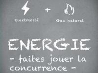 Choisir son fournisseur d'énergie : faites jouer la concurrence