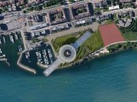 Swiss Watch Arena : une montre vue du ciel