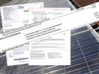 Photovoltaïque : le SER remet en cause le mode de calcul de la CSPE