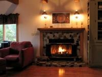 Nettoyer un insert de cheminée