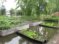 Des jardins potagers exemplaires