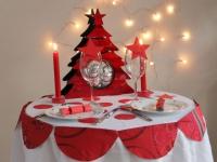 Création spéciale fête : personnalisez votre table !
