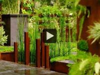 Une minute, un jardin : L'essence des matières (vidéo)