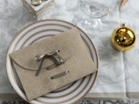 Un menu glamour et scintillant pour vos repas de fêtes