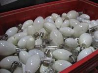 Plus de 4.200 tonnes d'ampoules collectées en 2012
