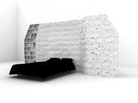 Un intérieur façonné grâce à l'impression 3D