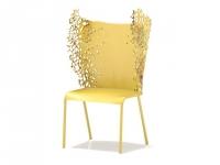 La chaise Sognot relookée par les élèves de l'Ecole Boulle