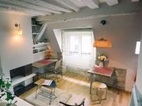 Un studio de 19 m2 astucieux et multifonctionnel