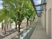 Un hospice du 17e siècle transformé en campus universitaire