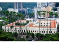 Inauguration du musée Casa Daros à Rio