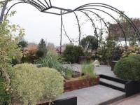 Des jardins éphémères avec vue sur Paris
