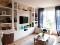 Un appartement de 180 m2 issu d'une fusion
