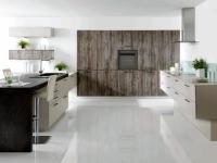 Une cuisine éco-conçue du sol au plafond