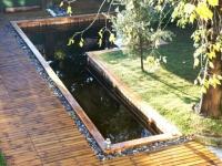 La piscine 100% bois, une nouvelle alternative