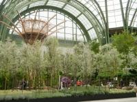 Le végétal à l'assaut du Grand Palais