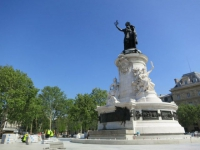 A Paris, la place de la République peaufine sa minéralité