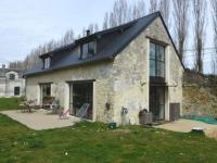 De la grange abandonnée à la maison moderne familiale